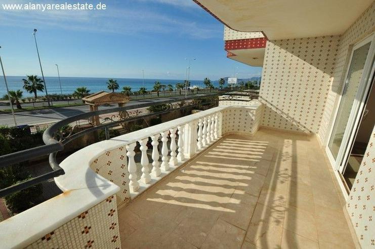 Bild 2: 3 Zimmer Wohnung in erster Meereslinie mit Pool in Mahmutlar