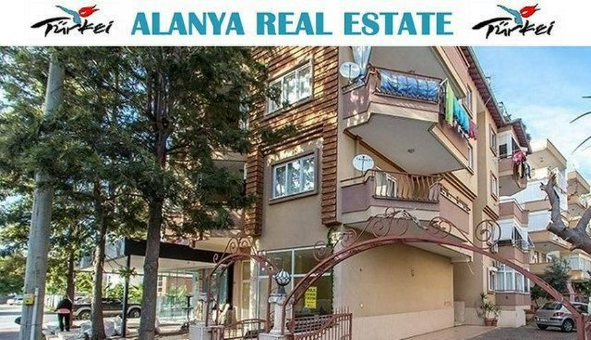 3 Zimmer Wohnung im Herzen von Alanya Nähe Kleopatra Strand - Wohnung kaufen - Bild 1