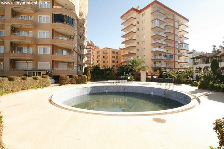 Bild 3: 3 Zimmer Wohnung in Tosmur mit Pool und Meerblick