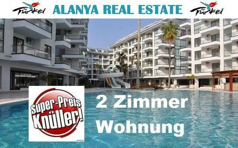 SONDERPREIS ! 2 Zimmer Wohnung in der Aqua Residence in Kestel