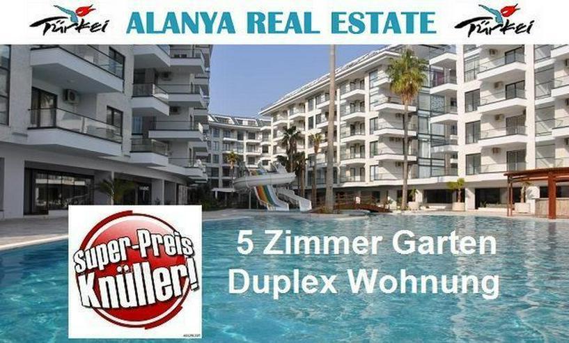 SONDERPREIS ! 5 Zimmer Garten Duplex Wohnung in der Aqua Residence in Kestel