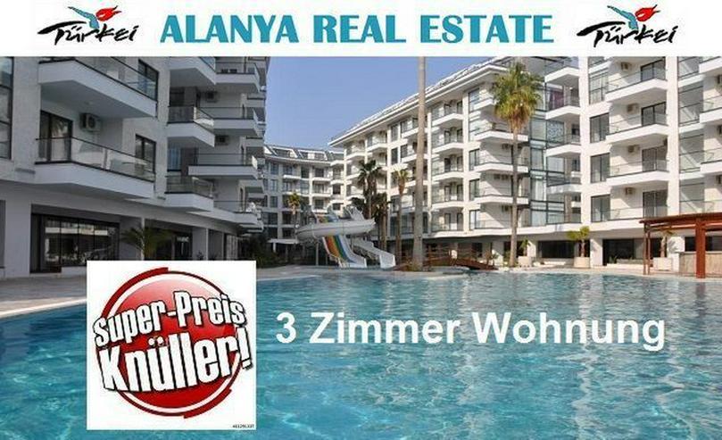 SONDERPREIS ! 3 Zimmer Wohnung in der Aqua Residence in Kestel - Wohnung kaufen - Bild 1