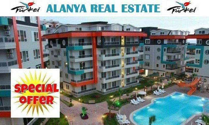 SPECIAL OFFER ! 3 Zimmer Garten Duplex Wohnung in super Luxus Residence