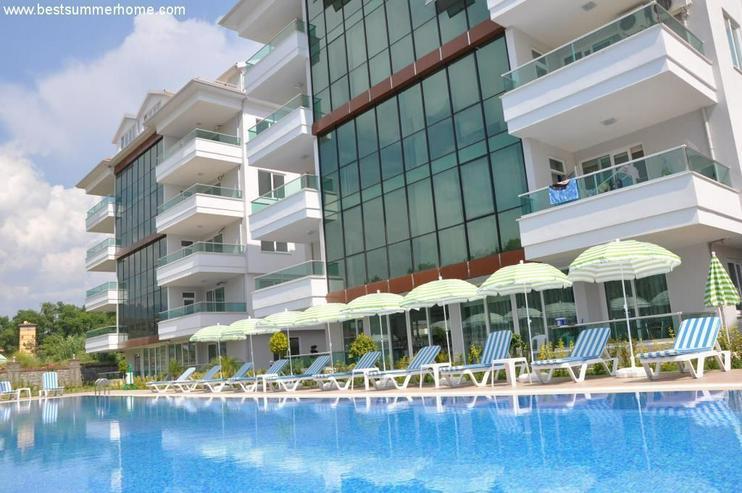 Bild 3: == ALANYA IMMOBILIE == PREISHAMMER ! Schöne neue Duplex Penthaus-Wohnung in Alanya Kestel