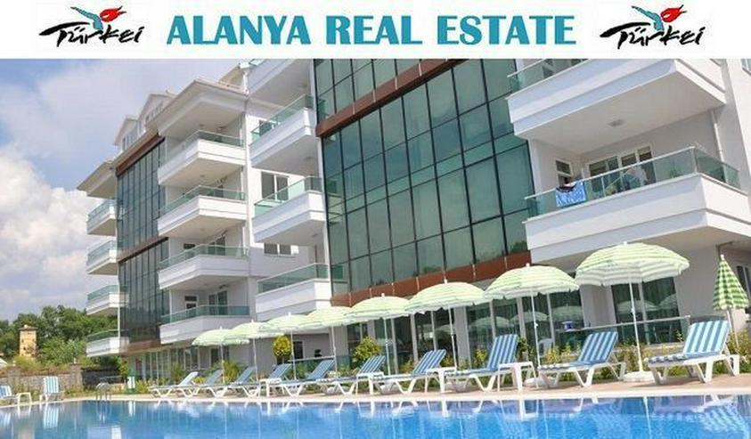 == ALANYA IMMOBILIE == PREISHAMMER ! Schöne neue Duplex Penthaus-Wohnung in Alanya Kestel