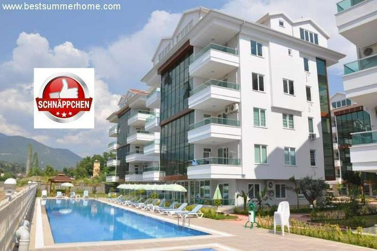 Bild 2: == ALANYA IMMOBILIE == PREISHAMMER ! Schöne neue Duplex Penthaus-Wohnung in Alanya Kestel