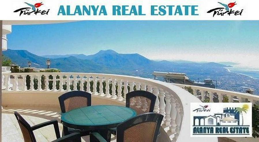 == ALANYA IMMOBILIE == Mountain View Apartments über den Wolken von Alanya - Bild 1