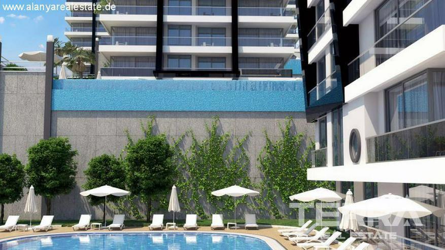 Bild 5: == ALANYA IMMOBILIE == Voll möblierte Luxus Garten Duplex Wohnung in Top Lage !