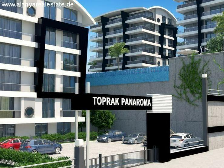 Bild 6: == ALANYA IMMOBILIE == Voll möblierte Luxus Garten Duplex Wohnung in Top Lage !