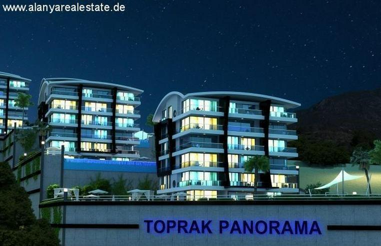 Bild 3: == ALANYA IMMOBILIE == Voll möblierte Luxus Garten Duplex Wohnung in Top Lage !