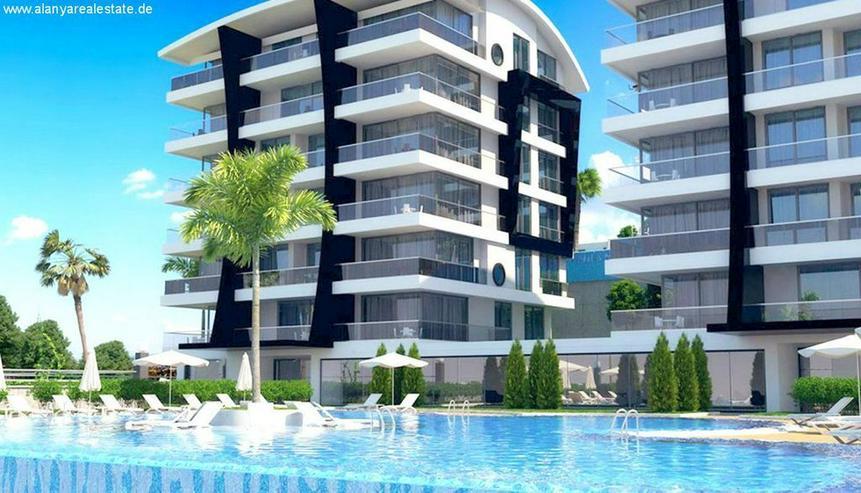 Bild 4: == ALANYA IMMOBILIE == Voll möblierte Luxus Garten Duplex Wohnung in Top Lage !