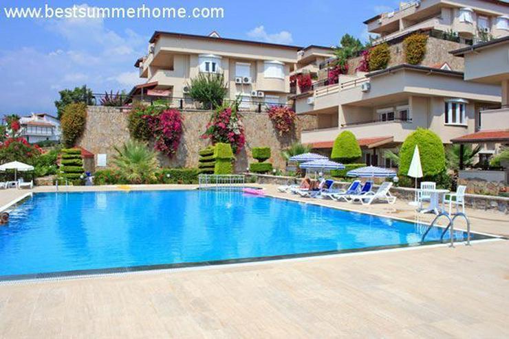 Bild 2: SCHNÄPPCHEN ! Ocean View Pool Apartment mit traumhaftem Meerblick in Kargicak