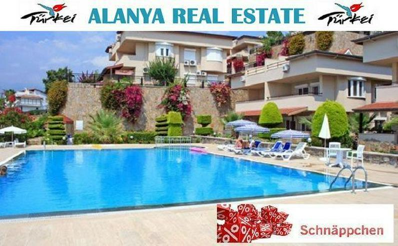 SCHNÄPPCHEN ! Ocean View Pool Apartment mit traumhaftem Meerblick in Kargicak - Wohnung kaufen - Bild 1