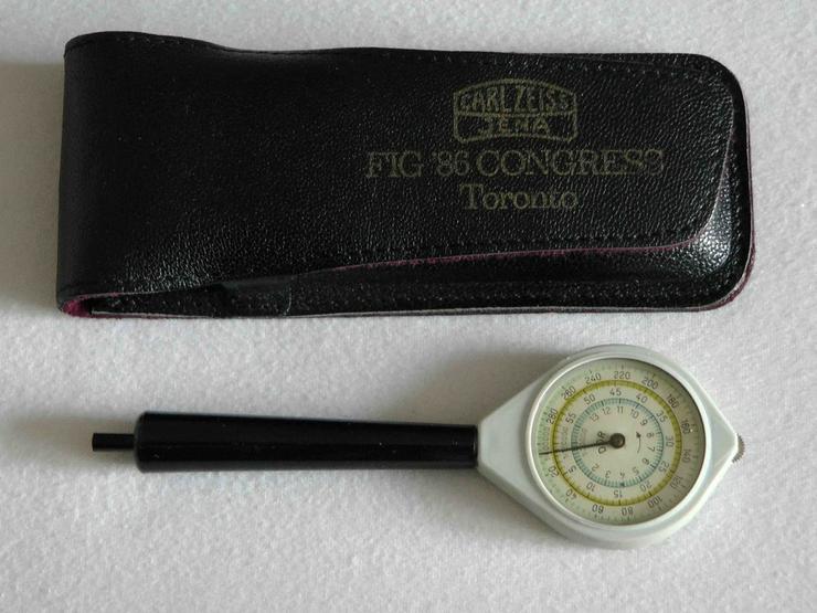 Kurvimeter - Kartenmesser - Opisometer