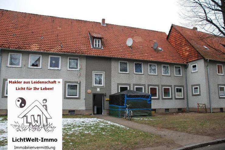 Eigentumswohnung in Salzgitter-Bad: 1,5 Zimmer, Erdgeschoss, zentrumsnah - Wohnung kaufen - Bild 1