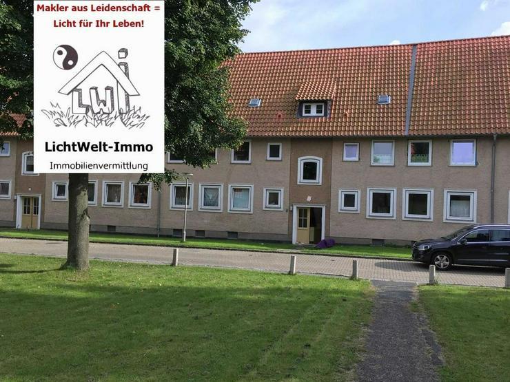 Die eigenen vier Wände in SZ-Bad: 2 Zimmer, 1. OG, zentrumsnah - Bild 1