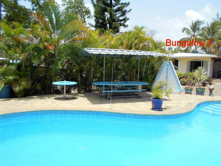 Bungalow-Sosua-Dominikanische Republik