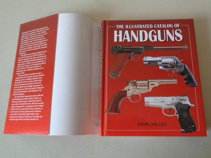 Bild 4: D. MILLER: THE ILLUSTRATED CATALOG OF HANDGUNS