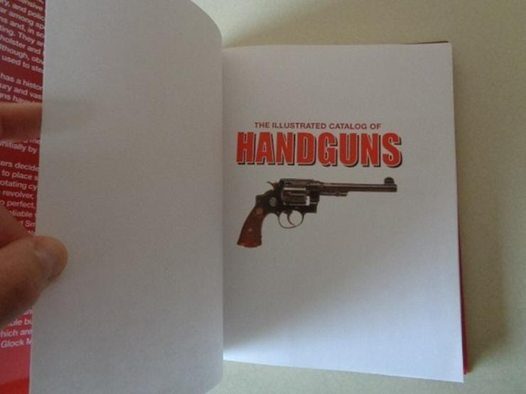 Bild 5: D. MILLER: THE ILLUSTRATED CATALOG OF HANDGUNS