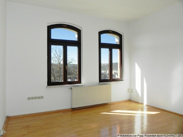 Vier Zimmer in Richtung Pohlitz