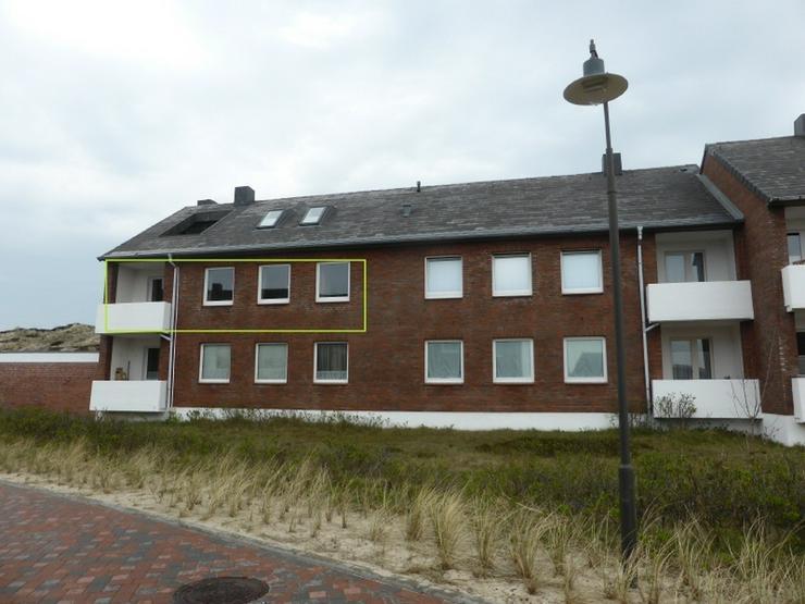 Eigener Dünenbereich Nähe Golfclub Budersand - Wohnung kaufen - Bild 1