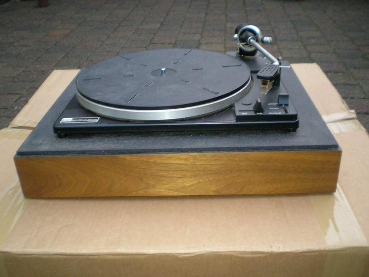 Bild 5: JVC-Receiver, Onkyo-Tuner, BSR-Plattenspieler