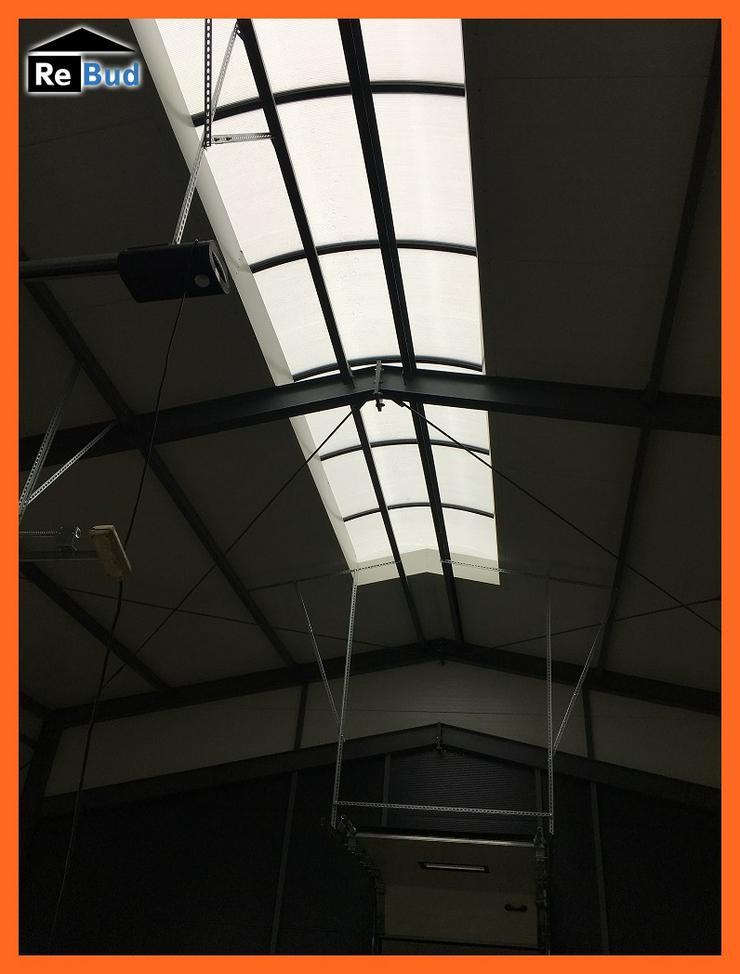 Bild 3: Stahlhalle Werkstatthalle Lager Logistikhalle Gewerbehalle