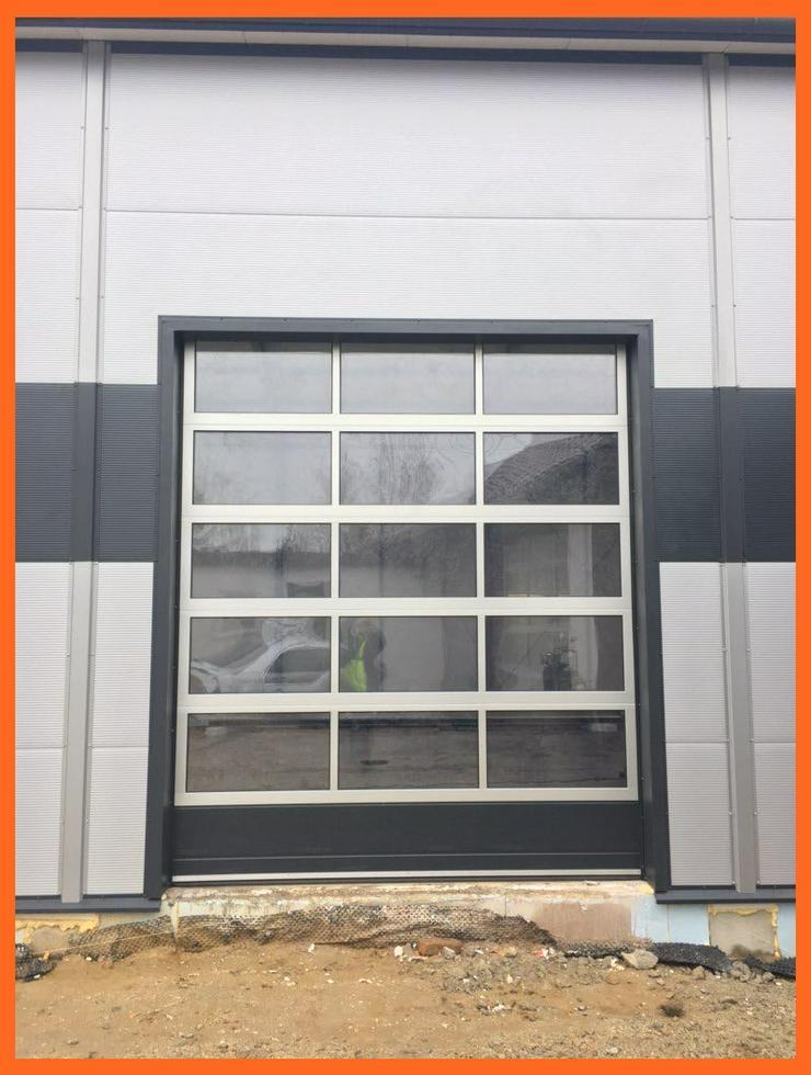 Bild 6: Stahlhalle Lagerhalle Gewerbehalle Werkstatthalle mit Beurobereich 28m x 12m