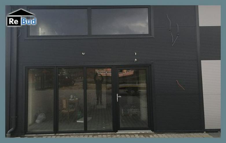 Bild 3: Gewerbehalle Stahlhalle Produktionshalle Lager mit Beurobereich 16m x 12m