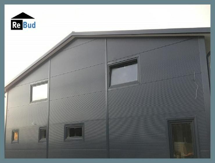 Bild 4: Gewerbehalle Stahlhalle Produktionshalle Lager mit Beurobereich 16m x 12m