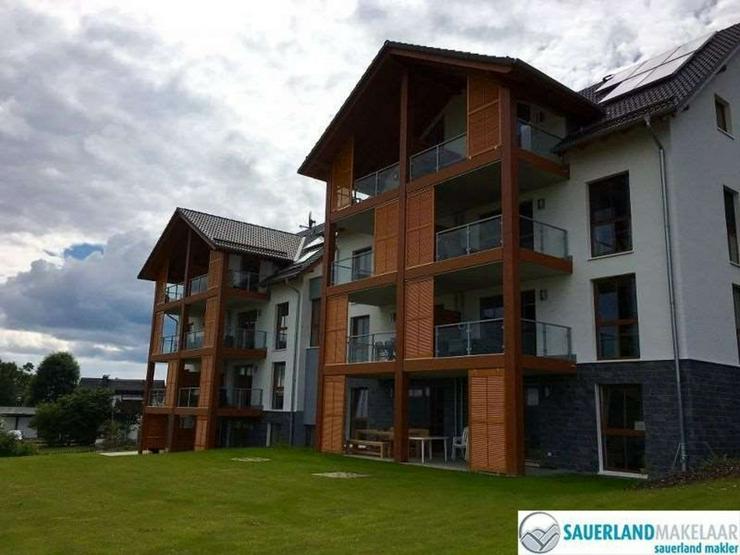 hochwertige Wohnung direkt an Skipiste, nahe Winterberg