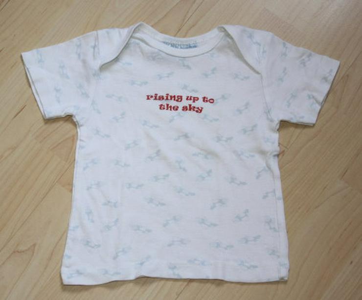 Kinder Unterhemd T-Shirt Unterziehshirt 86/92