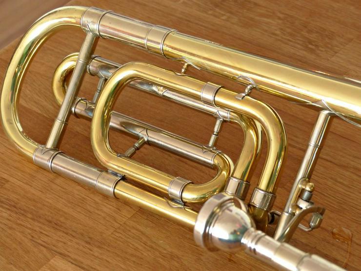 Bach Stradivarius 42 Posaune mit Quartventil - Bild 1