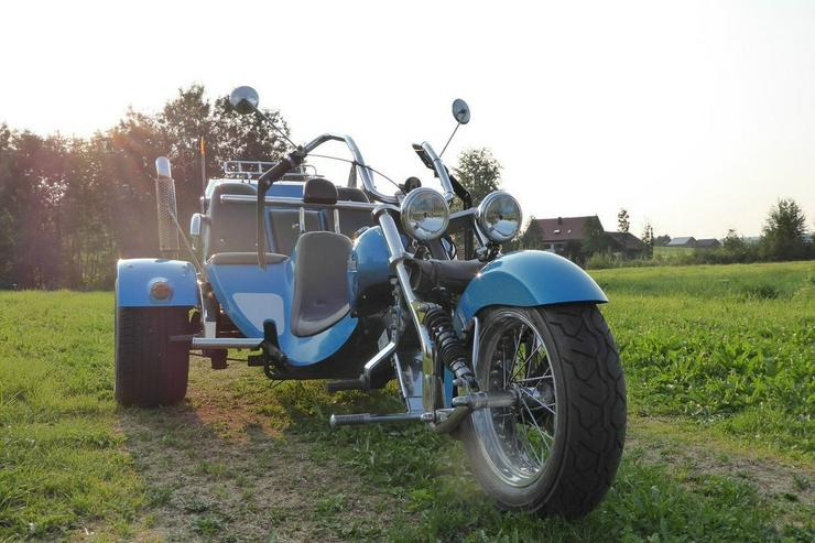 1998 Boom Trike Family II -