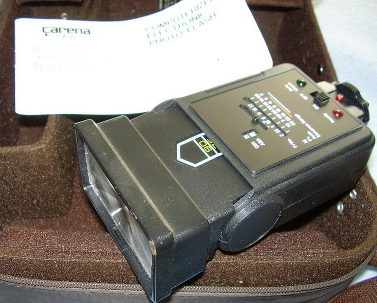 Bild 2: Verkaufe Spiegelreflexkamera Carena CX500