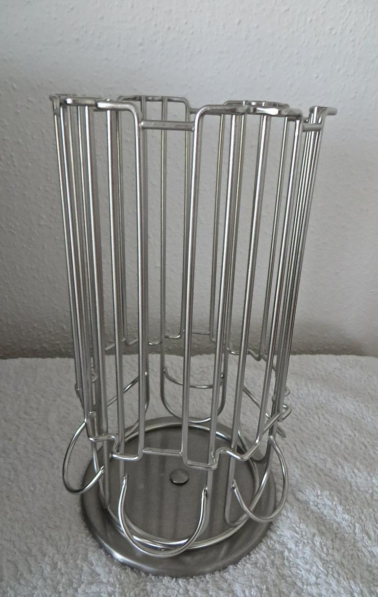 Kapselbehälter für die Aldi K-fee Maschinen - KaffeeKapseln - Bild 1