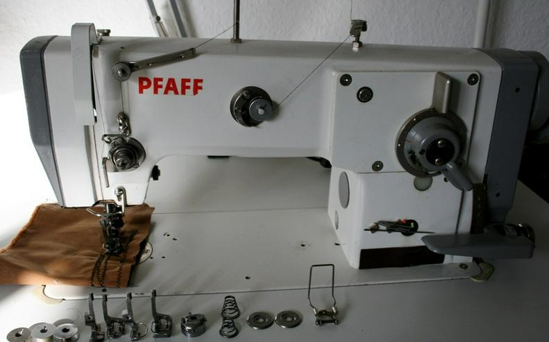 Pfaff 937 2-fach Transport-Zickzack - Bild 1