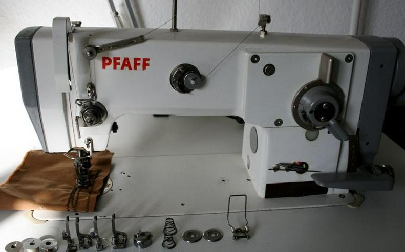 Pfaff 937 2-fach Transport-Zickzack