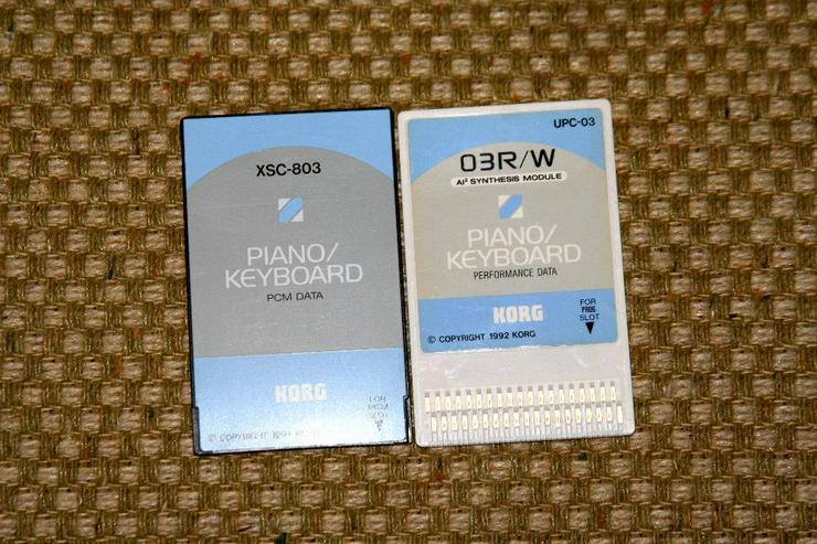 Roland Super JV 1080 mit Expansion und CARD - Keyboards & E-Pianos - Bild 1