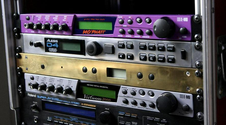 Soundmodul ALESIS D4 DRUMS