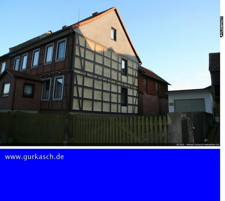 Dassel OT Wellersen ... Landleben Nach Ihren Vorstellungen ... !!! - Haus kaufen - Bild 1