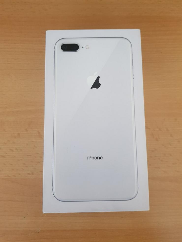 Iphone 8 Plus 64 GB 2 Tage benutzt neuwertig - Bild 1