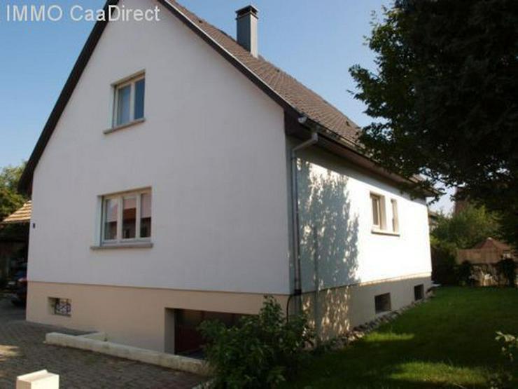 Einfamilienhaus mit Nebengebäude (ausbaufähig) - Kembs Elsass - Auslandsimmobilien - Bild 1