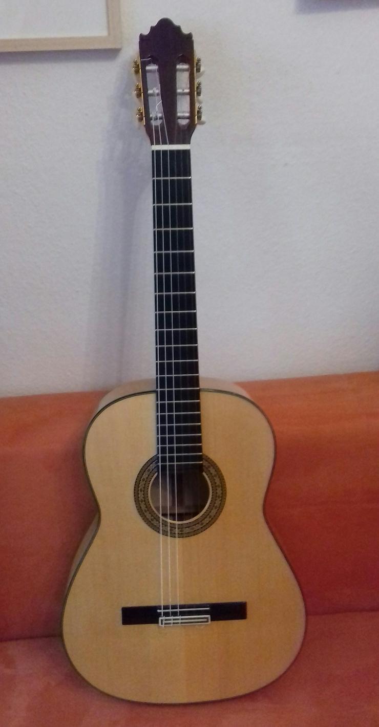 Flamencogitarre Vincente Carrillo