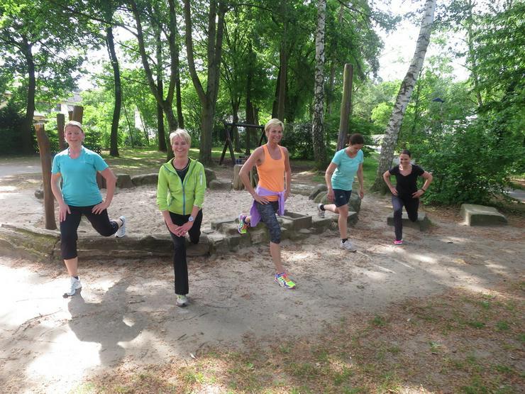Outdoor Fitness - neu in Langen - Sonstige Dienstleistungen - Bild 1