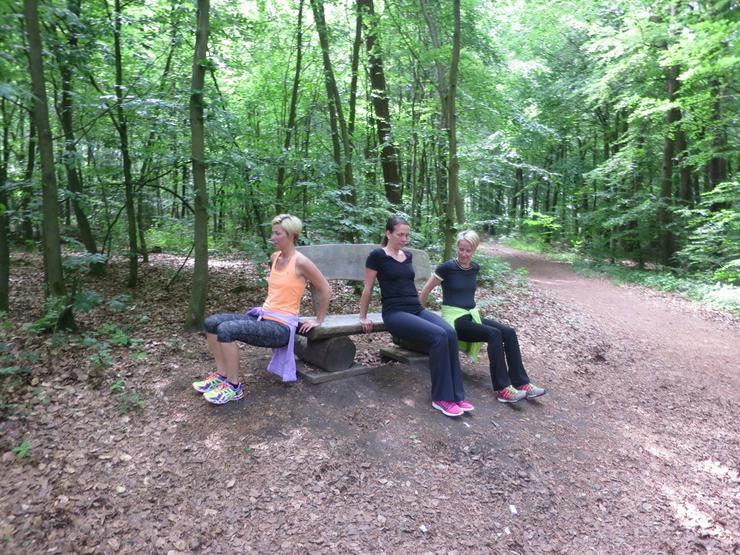 Bild 2: Outdoor Fitness - neu in Langen