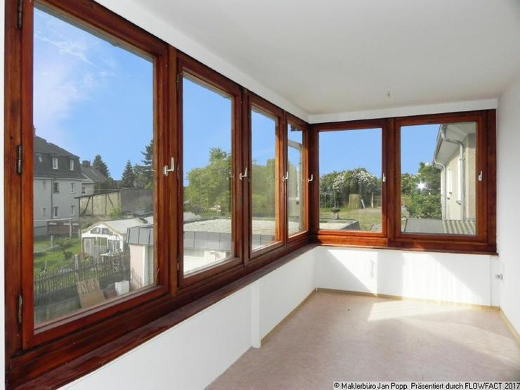 Wohnen in Höhenlage mit Wintergarten - Wohnung mieten - Bild 1