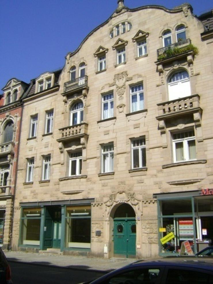 Kleine Wohnung mit Einbauküche in Pirna's Innenstadt!