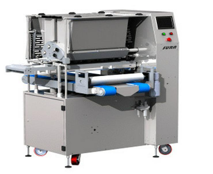 Universelle zwei-Trichter-Maschine Sura-SDU600