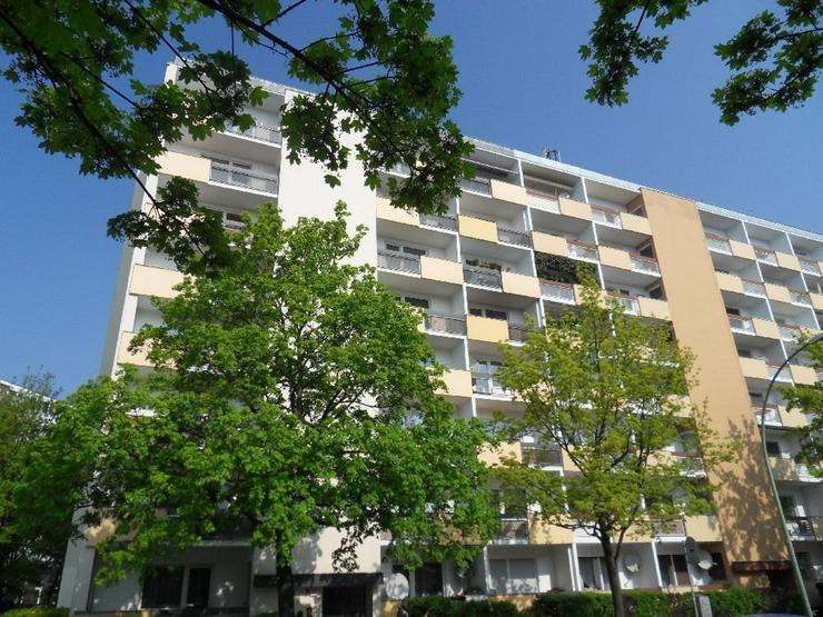 * Komplett möbliert + sehr gepflegt + ansprechender Schnitt + Balkon + Aufzug + Internet ... - Wohnen auf Zeit - Bild 1